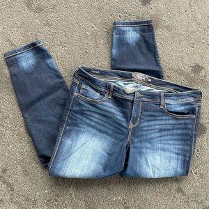 Torrid Luxe Skinny Jeans Size 20R